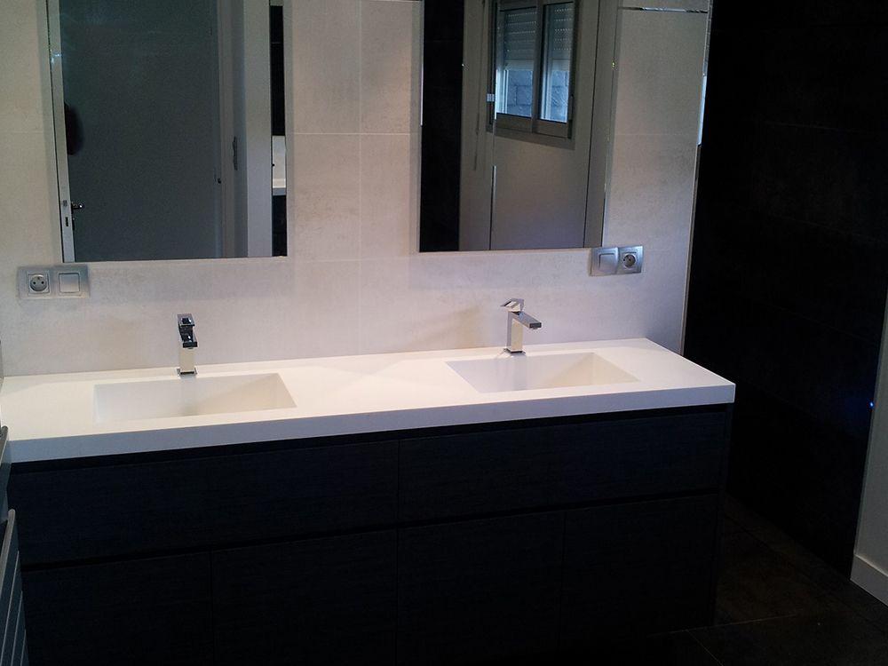 Meubles Salle De Bain Agencement Vannes - Salle de bain vannes